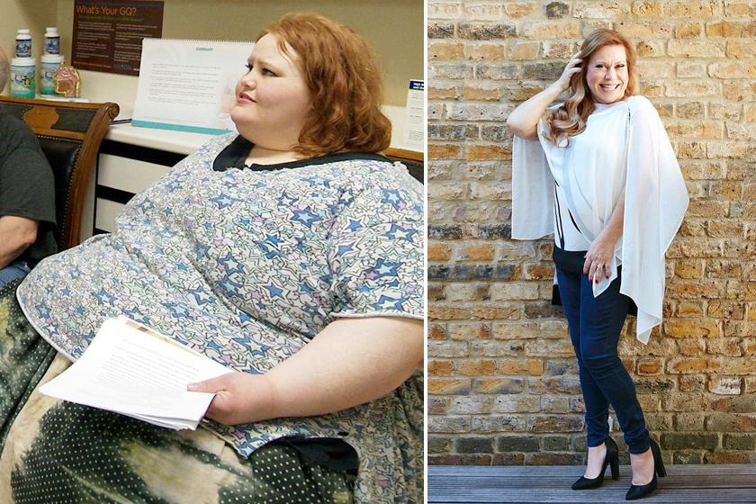 270 kilós nő fogy charlotte fogyás