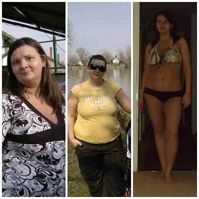 50 kg fogyás nő