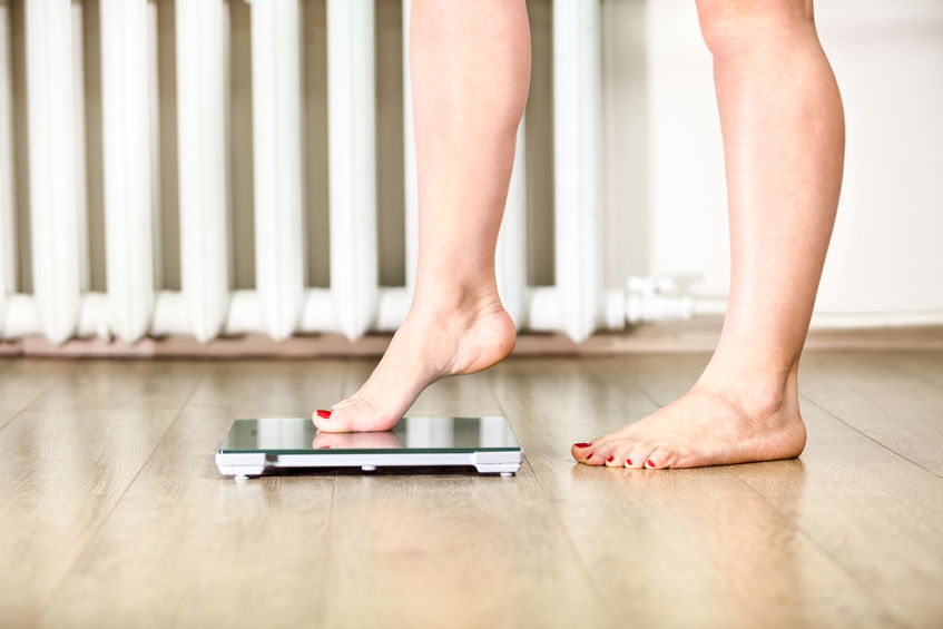 súlycsökkenés a mell megnagyobbodása után