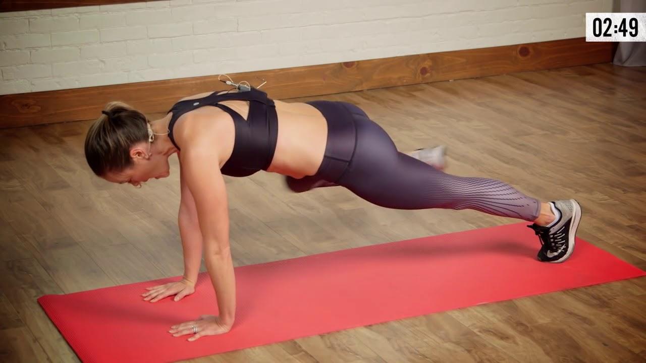 A legegyszerűbb módszer az alsó hátzsír elvesztésére - Cserélje fel a edzést