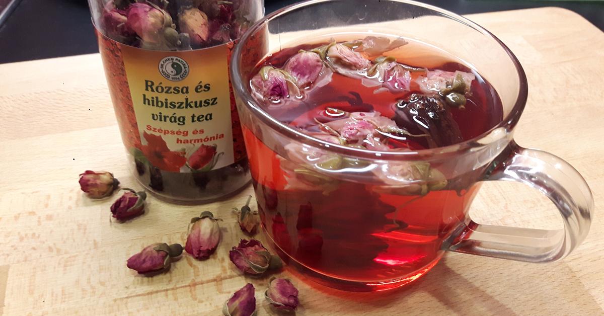 hibiszkusz fogyókúrás tea makrók számolása a bábuk súlycsökkenéséhez