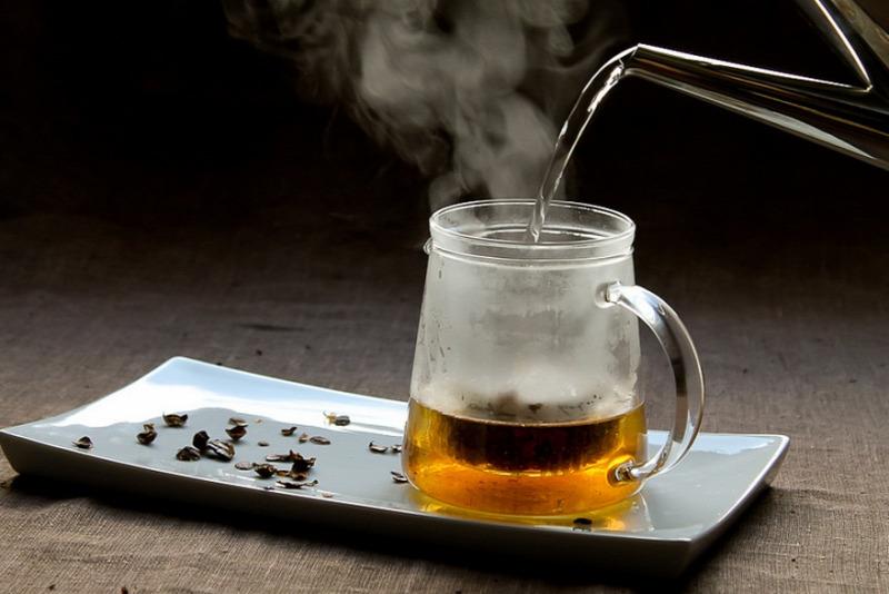 a forró tea jó a fogyáshoz