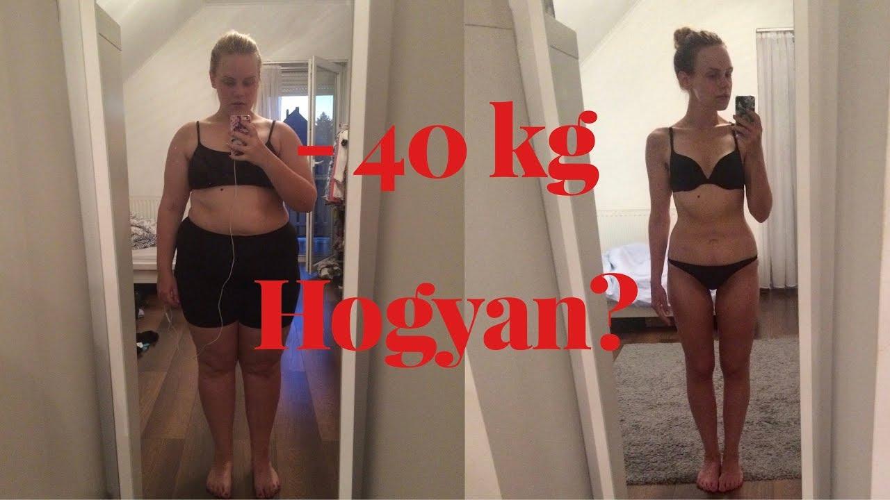 súlycsökkenés 60 kg-ról 50 kg-ra