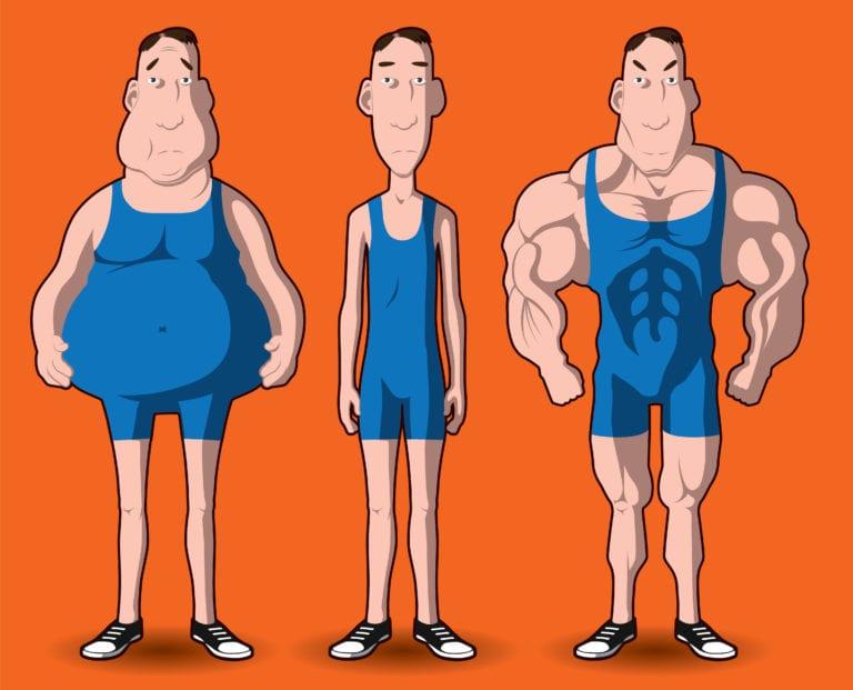 fogyás és fájó csontok hogyan lehet elveszíteni a nagy kövér pocakot