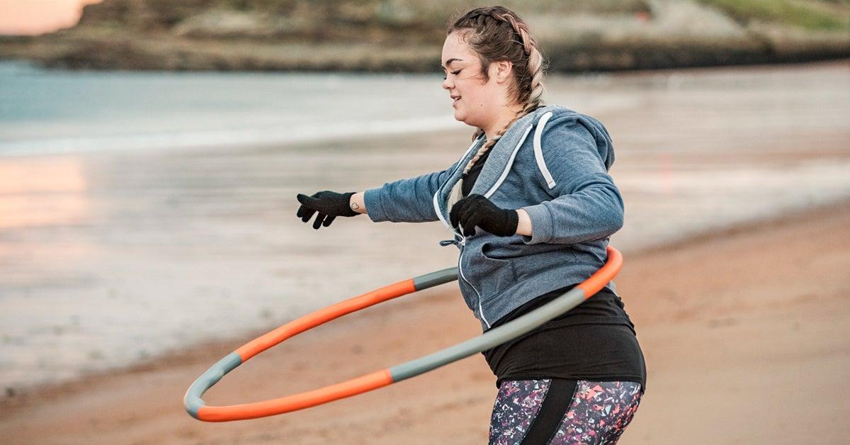 hula hooping okozhat fogyást