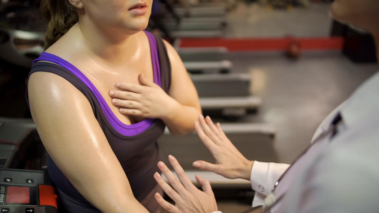 a gyors fogyás egészségügyi kockázatai