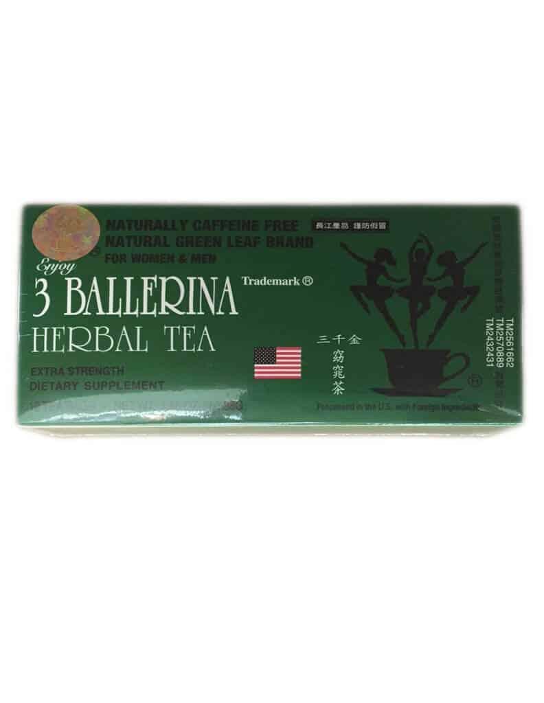 balerina tea gyors fogyás