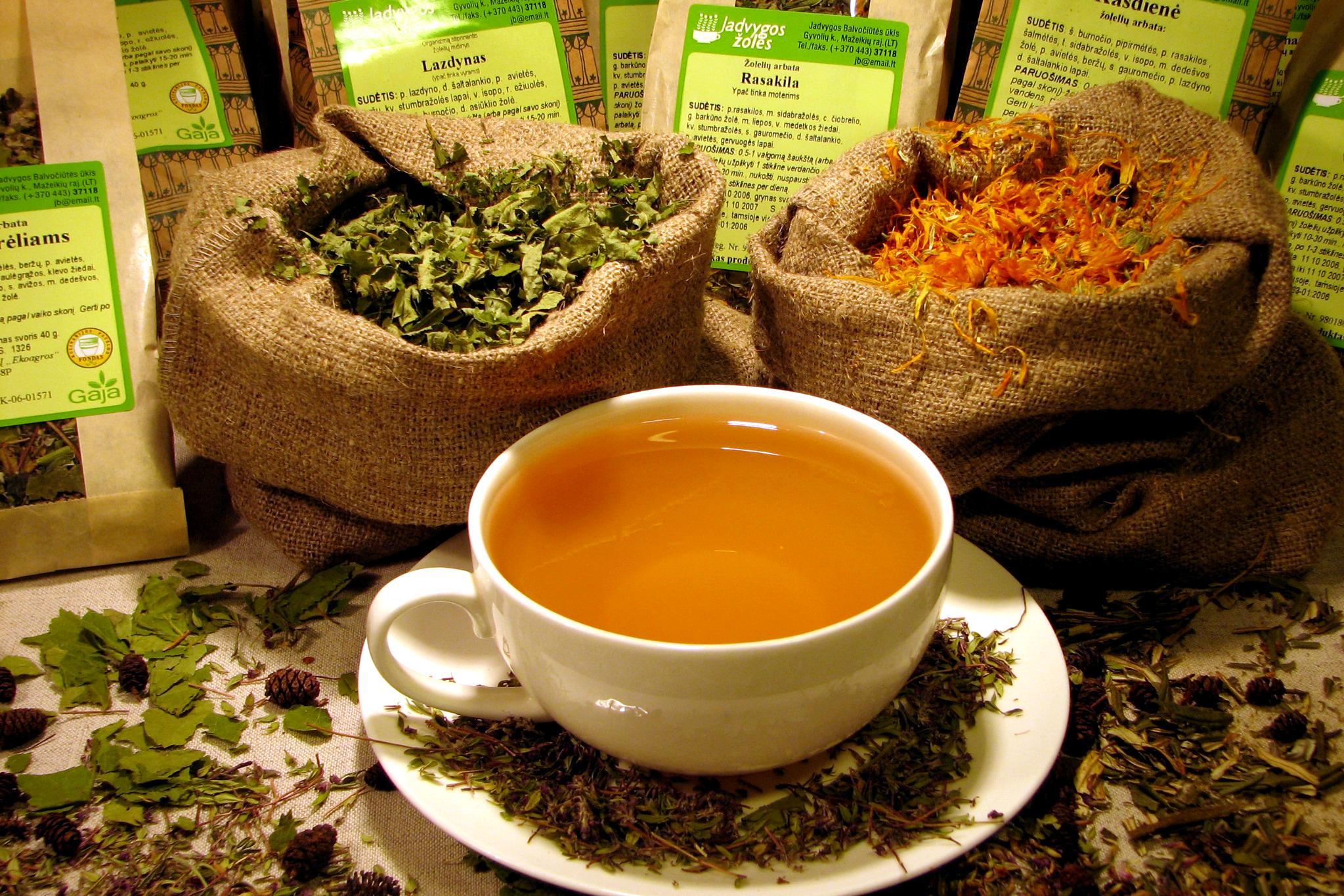 gyógynövényes fogyókúrás tea eredmények nap köszöntés a fogyás érdekében