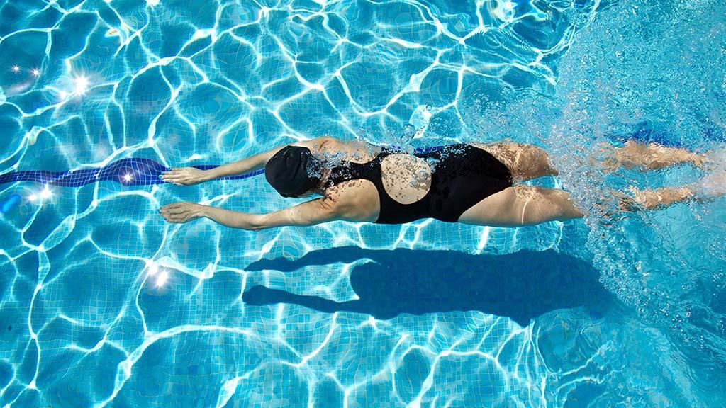 gyorsan fogyjon a medencében