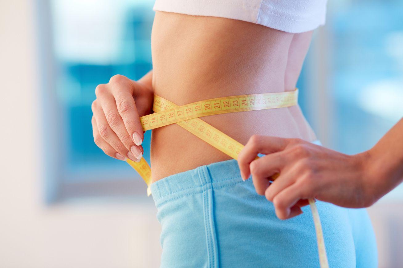 súlycsökkenés mérések derék zsírvesztés a laton