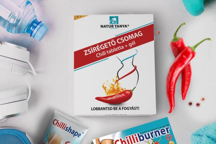 chili zsíréget biztonságos egészséges módja a gyors fogyásnak