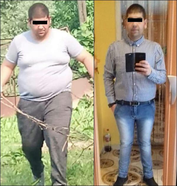 37 éves fogyás