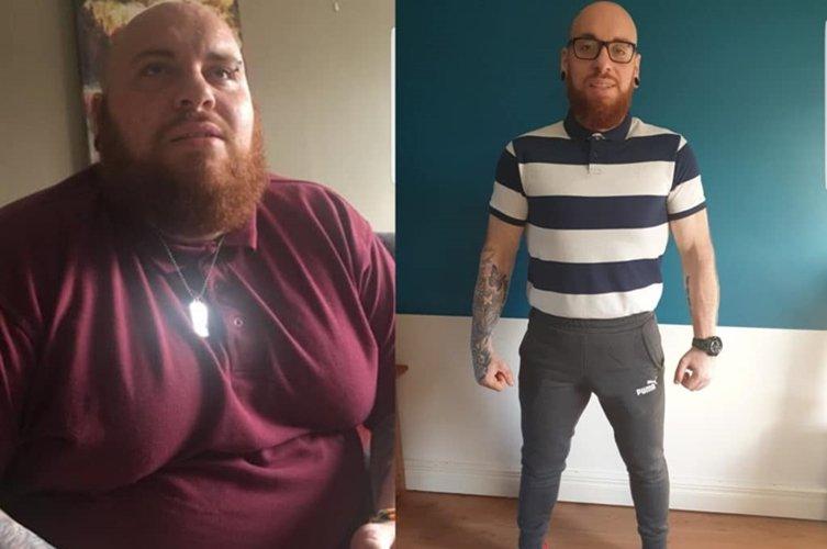 43 éves férfi fogyás elveszíti a testzsír tömegét
