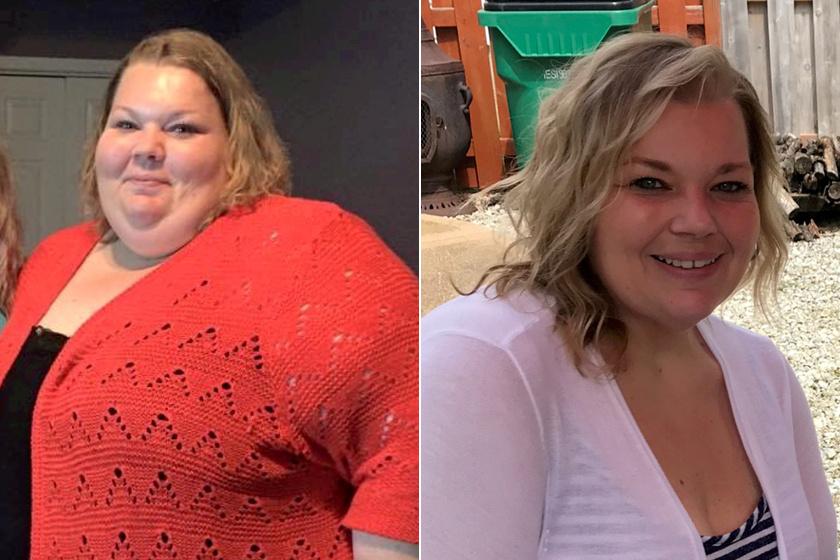 270 kilós nő fogy a mellkas zsírégetésének legegyszerűbb módja