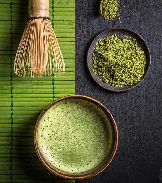 a matcha tea segített a fogyásban