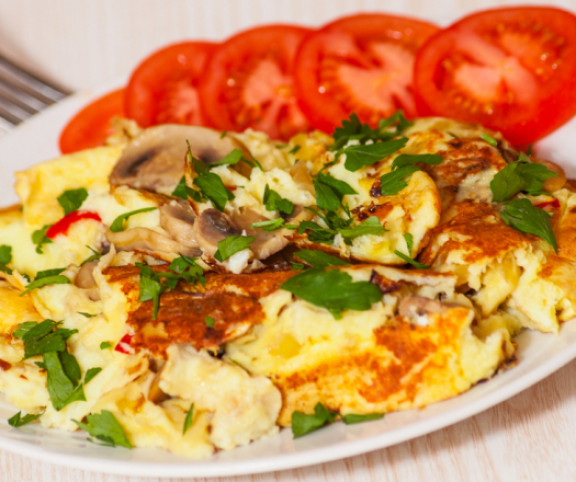 egészséges omlett fogyáshoz elveszíti a belső comb zsírját gyorsan otthon